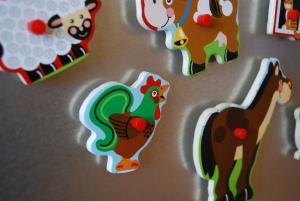Farm Animal Magnet 3