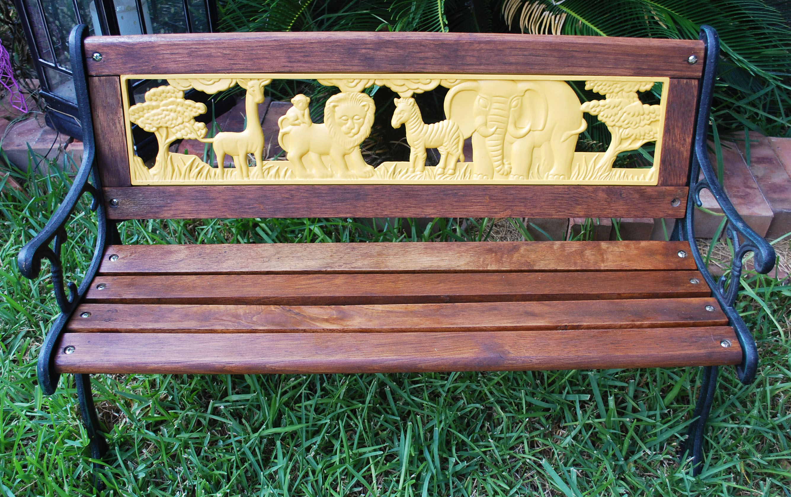 Children S Park Bench The Invention Of Living
