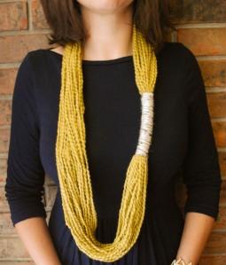 yarn scarves 1 edit