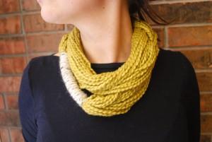 yarn scarves 2